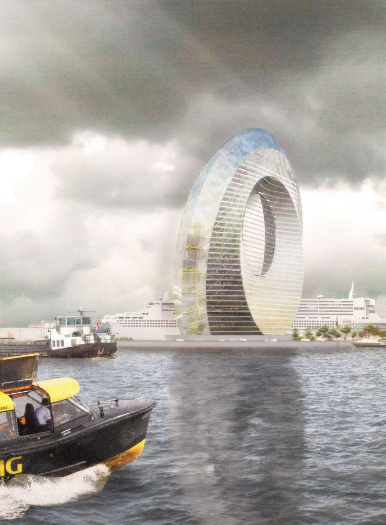 The Dutch WIndwheel: icon for building sustainably