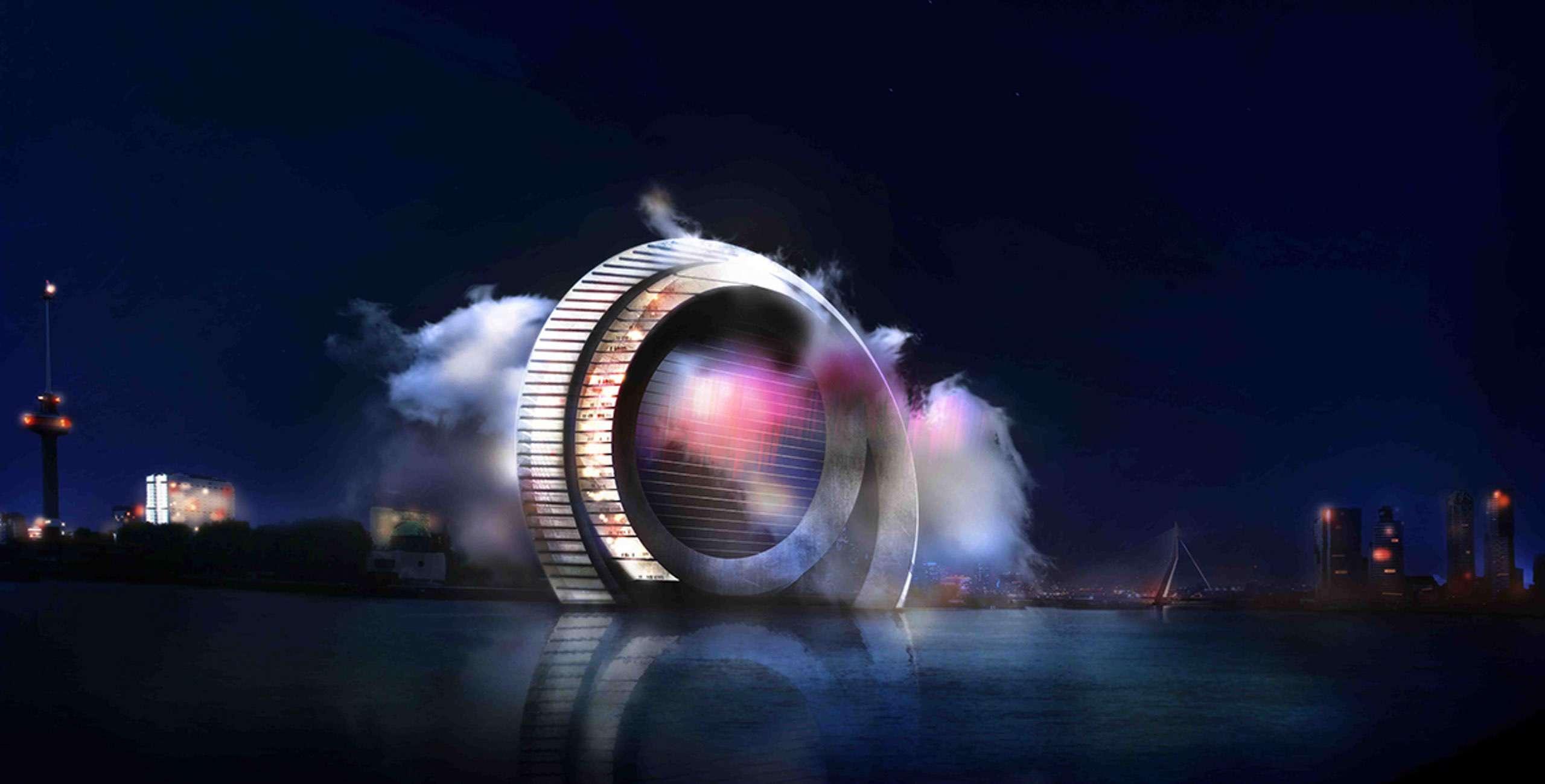 Design: Windwheel Corp / DoepelStrijkers, Rotterdam