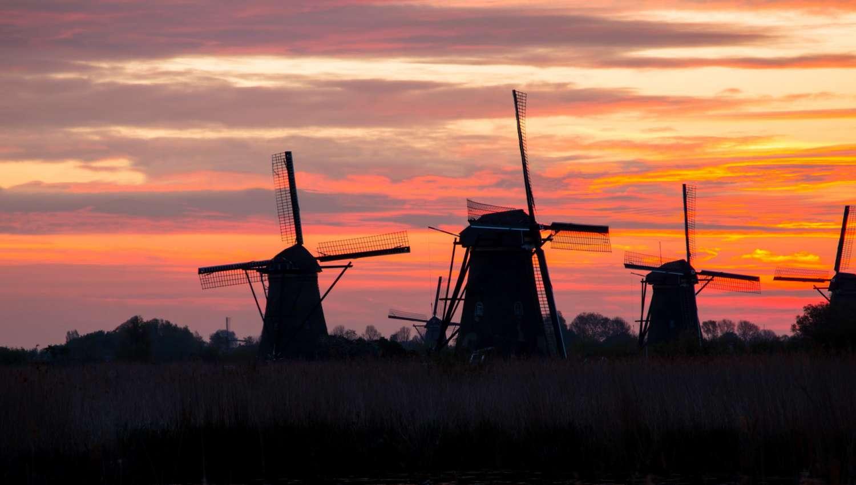 Visitormanagement Werelderfgoed Kinderdijk