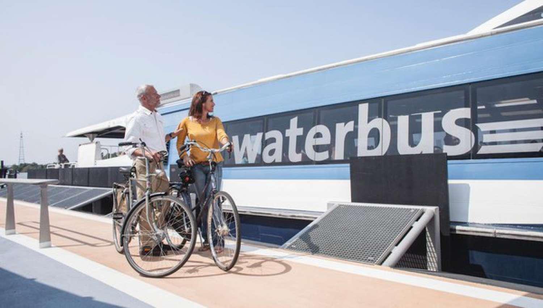 Waterbus Rotterdam - Rijnmond